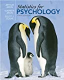 img - for Statistics for Psychology Value Package (includes Study Guide and Computer Workbook for Statistics for Psychology) (5th Edition) book / textbook / text book