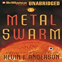 Metal Swarm: The Saga of Seven Suns, Book 6 (       UNABRIDGED) by Kevin J. Anderson Narrated by David Colacci