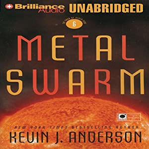 Metal Swarm Audiobook