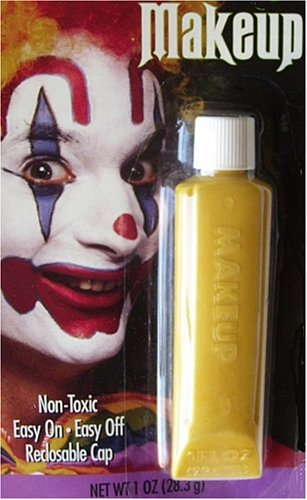 Makeup Yellow Creme Halloween Costume Accessory