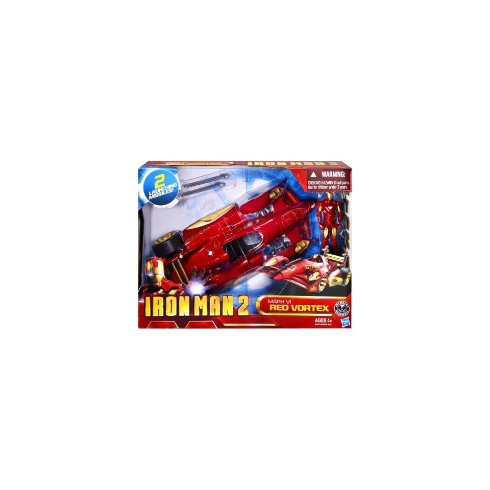 Iron Man 3.75 Battle Vehicle Assortment