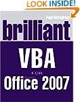 Brilliant VBA for Microsoft Office 2007