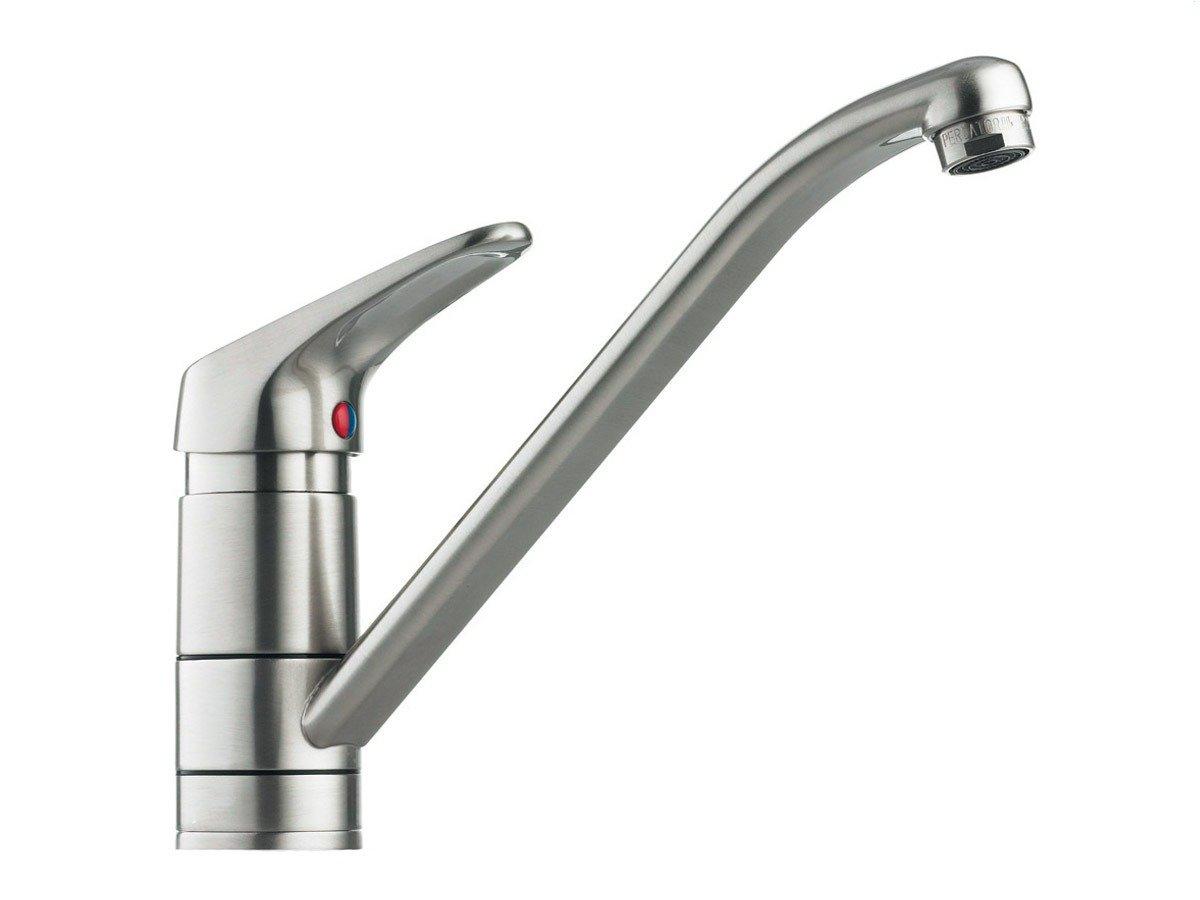 Franke 150 Chrom Hochdruck Küchenarmatur Einhebelmischer Festauslauf Wasserhahn   Kundenbewertung und Beschreibung