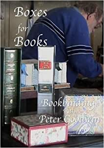 BOXES FOR BOOKS DVD - Peter Goodwin -pal[NON-US FORMAT, PAL]