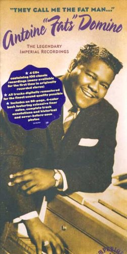 Fats Domino - They Call Me The Fat Man (Disc 4) - Zortam Music