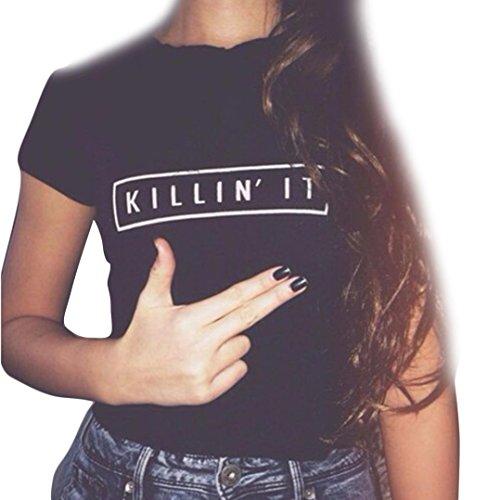 lisingtool-women-letter-printing-short-sleeve-cotton-blouse-tops-t-shirt-small