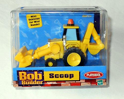 Bob The Builder Mini Vehicles For Mini Hands - Scoop - Playskool front-919023