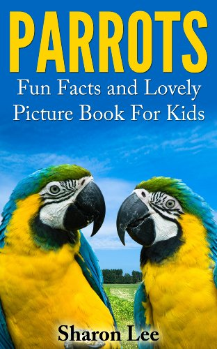 Sharon Lee - Parrots (English Edition)