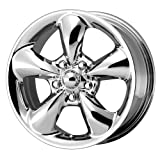 American Racing Aero (Series AR606) Chrome - 15 X 7 Inch Wheel