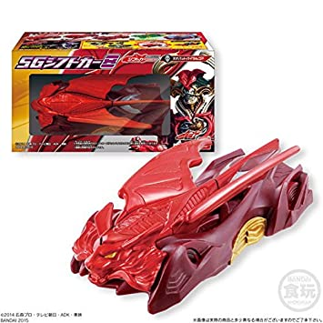 【クリックで詳細表示】Amazon.co.jp | 仮面ライダードライブ SGシフトカー8 【全5種セット(フルコンプ)】 | おもちゃ 通販