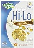 Nutritious Living Hi-Lo Cereal, Vanilla Almond, 10-Ounce