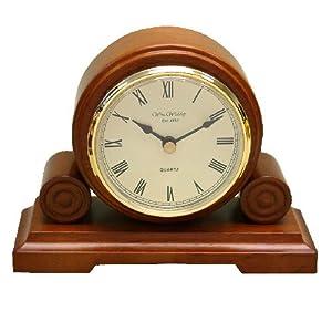 Widdop bingham tradizionale orologio da tavolo al for Orologio legno amazon