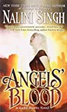 img - for Angels' Blood (Guild Hunter, Book 1) book / textbook / text book