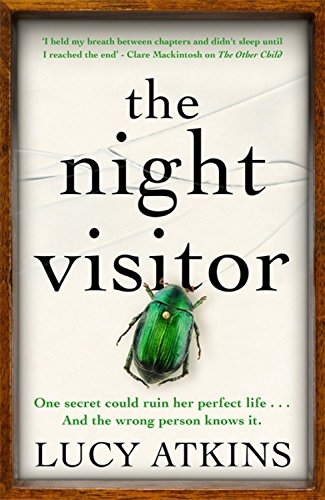 The Night Visitor [Atkins, Lucy] (Tapa Dura)