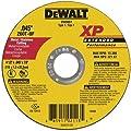 DEWALT DW8857 XP DC Cutoff Wheel, 4-1/2-Inch X .045-Inch X 7/8-Inch