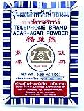 Telephone Agar Agar Powder, 0.88 oz. (300 Pack)