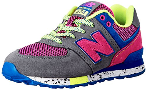 New Balance KL5749 Lace-Up Outdoor Running Shoe (Infant/Toddler/Little Kid/Big Kid)