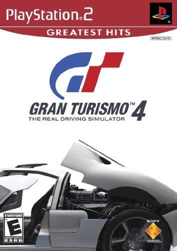 Gran Turismo 4 - Playstation 2 front-246012