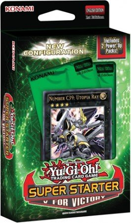 Yugioh Super Starter: V for Victory Deck - 1