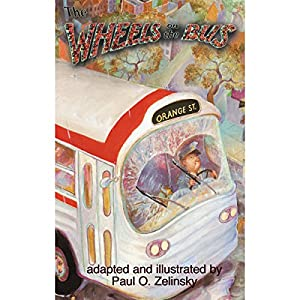 The Wheels on the Bus Audiobook