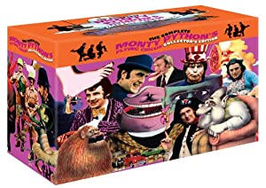The Complete Monty Python's Flying Circus Collector's Edition Megaset