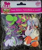200 Foam Stickers for Easter Crafts