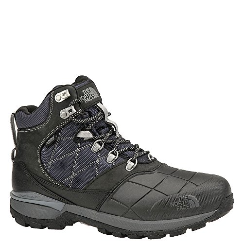 The North Face Men's Tnf Black/Griffin Grey Snowsquall Mid 10 D(M) US