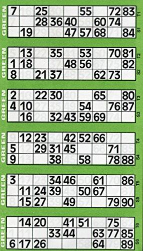12000-12-to-view-bingo-flyers-bingo-tickets-green