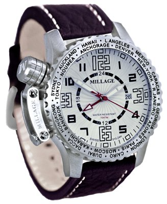 Millage Moscow Collection - W-BLK-BR-LB