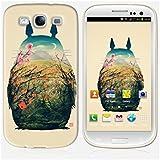 Coque Galaxy S3 de chez Skinkin - Design original : Totoro par Victor's Beard