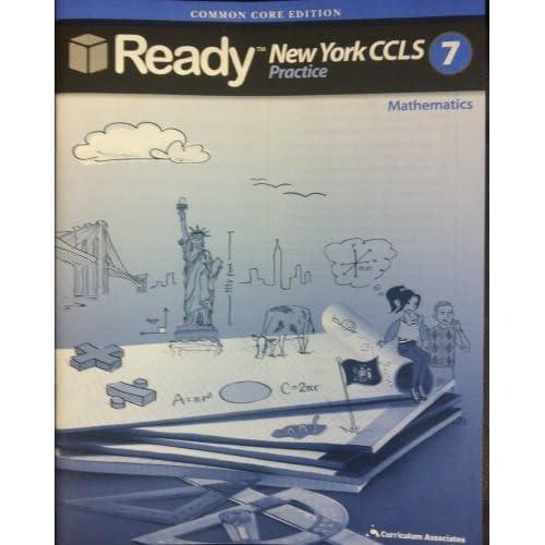 Amazon.com: New York Common Core Practice Test Prep for Grade 7