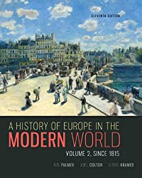 A History of Europe in the Modern World, Volume 2 download ebook