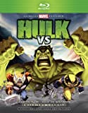 Hulk vs. Thor / Hulk vs. Wolverine (Double Feature) [Blu-ray]