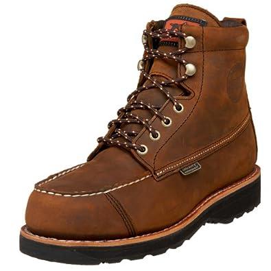 "Amazon.com: Irish Setter Men's Wingshooter WP 7"" Upland Boot: Shoes Irish Setter Upland Boots"
