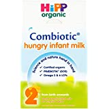 HiPP Organic 2 From Birth Onwards Hungry Infant Milk (800g)