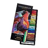 Prismacolor Premier NuPastel Firm Pastel Color Sticks, 24 Pack