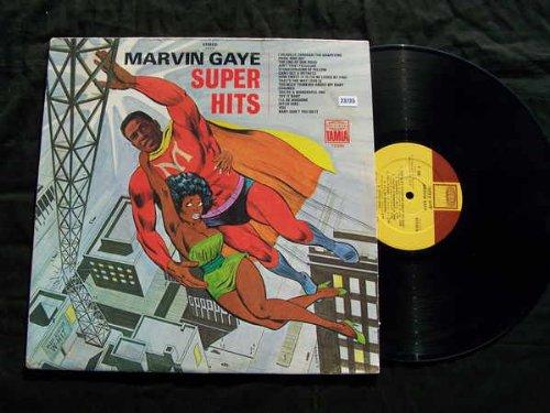 Marvin Gaye - Marvin Gaye Super Hits - Zortam Music