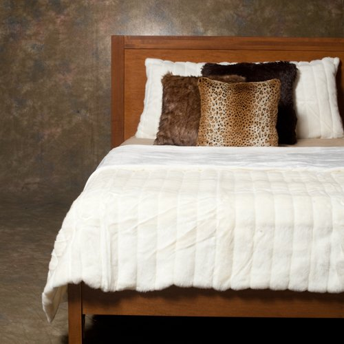 Faux Fur Duvet Cover back-686915