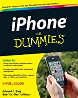 iPhone For Dummies: Includes iPhone 4, 4th Edition