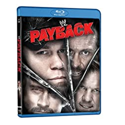 WWE: Payback 2013 [Blu-ray]