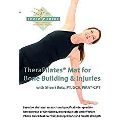 TheraPilates Mat for Bone Building & Injuries