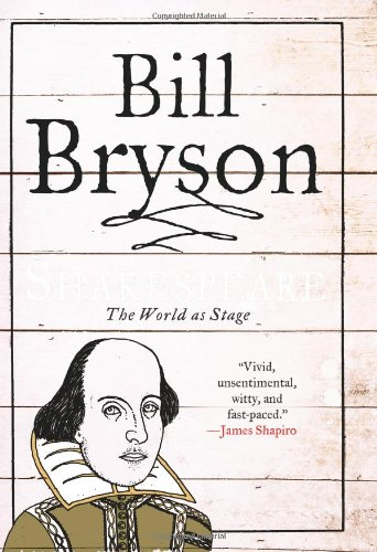 Shakespeare (Eminent Lives): Bill Bryson: 9780060740221: Amazon.com: Books