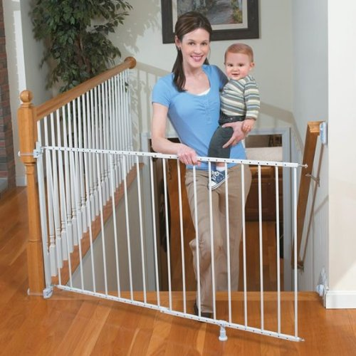 Summer Infant Sure And Secure Extra Tall Top Of Stairs