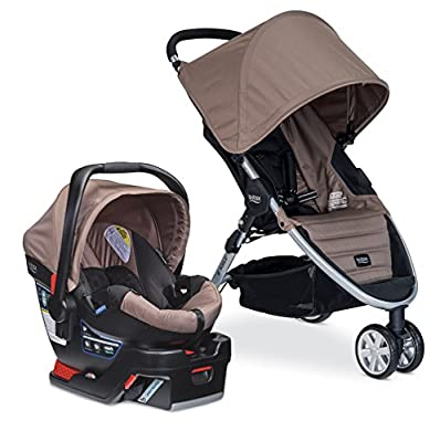 Britax B-Agile 35 Travel System, Sandstone by Britax that we recomend individually.