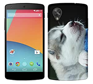 WOW Printed Designer Mobile Case Back Cover For LG Google Nexus 5