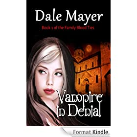 Vampire in Denial (Family Blood Ties Book 1) (English Edition)