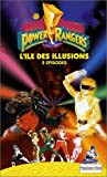 echange, troc Power Rangers (Vol.6) : L'Ile des illusions (2 épisodes) - VF [VHS]