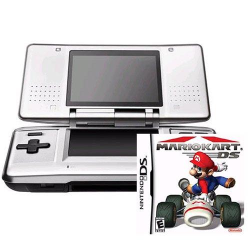 Nintendo DS Handheld Console  &  Mario Kart Bundle