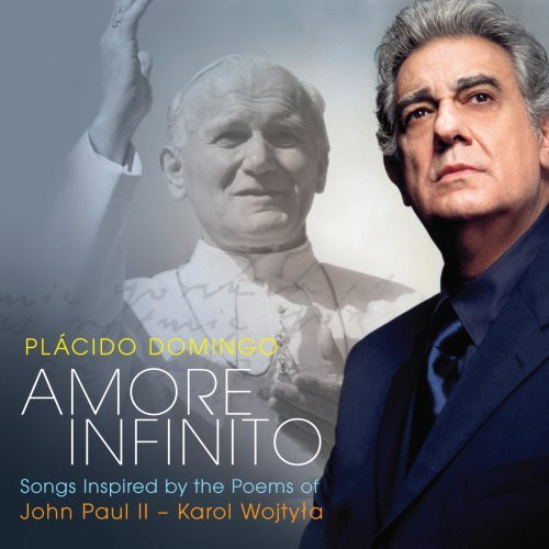 Andrea Bocelli - Amore Infinito: Songs inspired by the Poetry of John Paul II (Karol Wojtyla) - Zortam Music