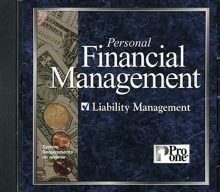 Personal Financial Management (Liability Management)